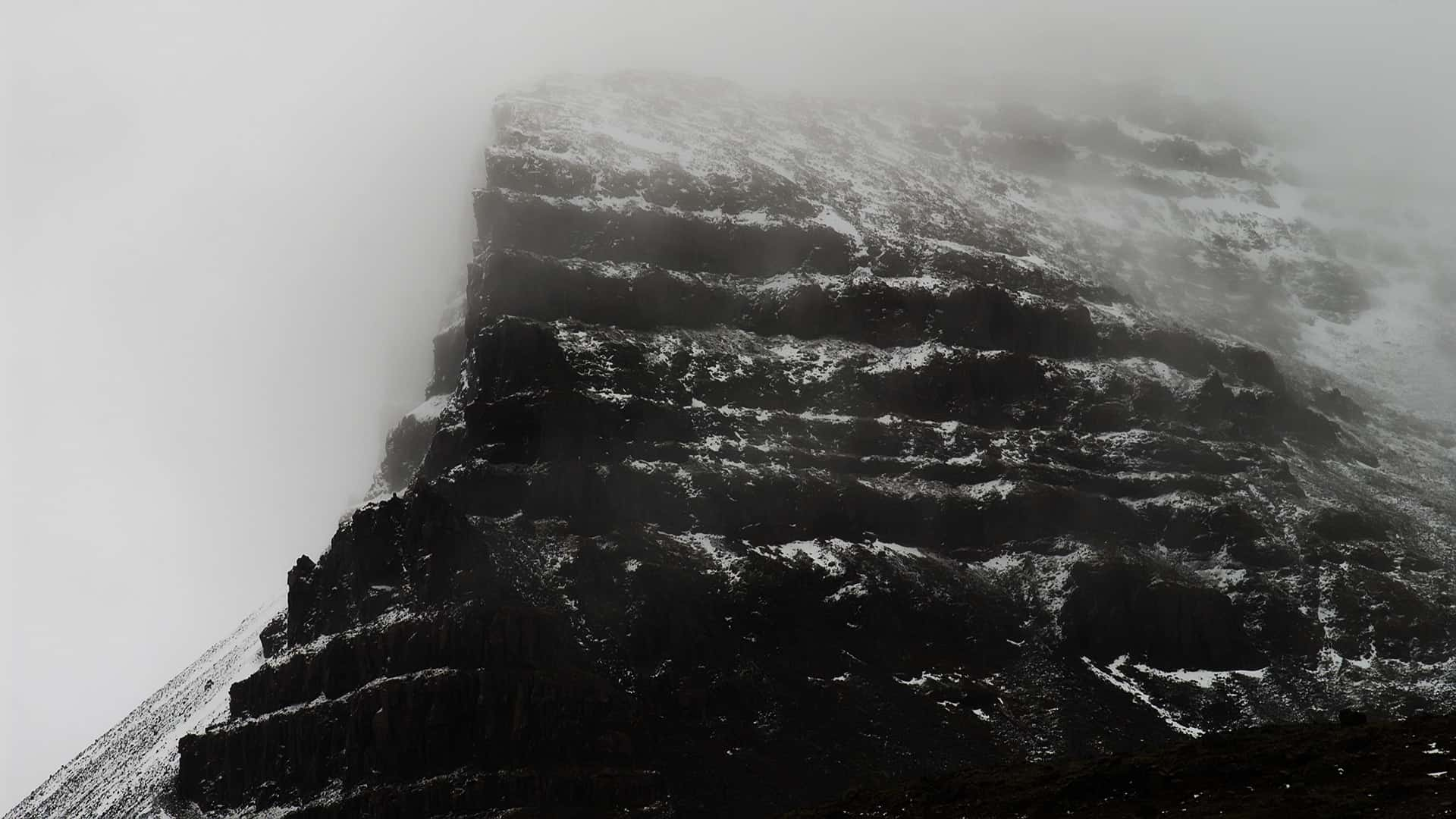 Klakkur, West Fjords, Iceland